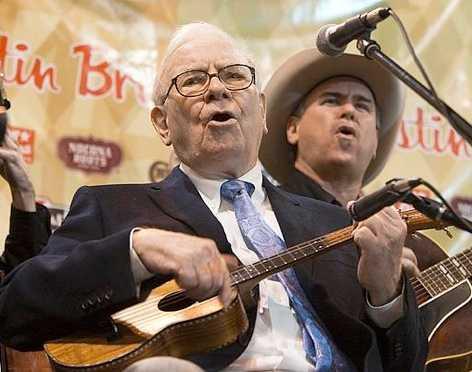 Warren Buffett, en av världens mest framgångsrika investerare. Världens tredje rikaste, med en förmögenhet på 47 miljarder dollar.