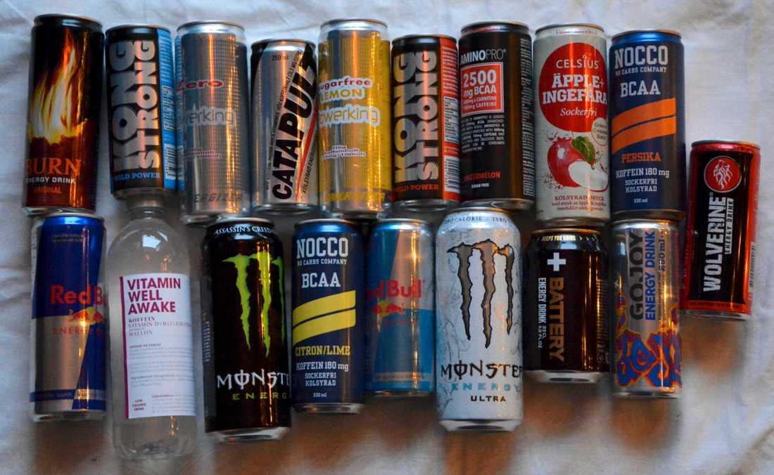 hur många nocco kan man dricka