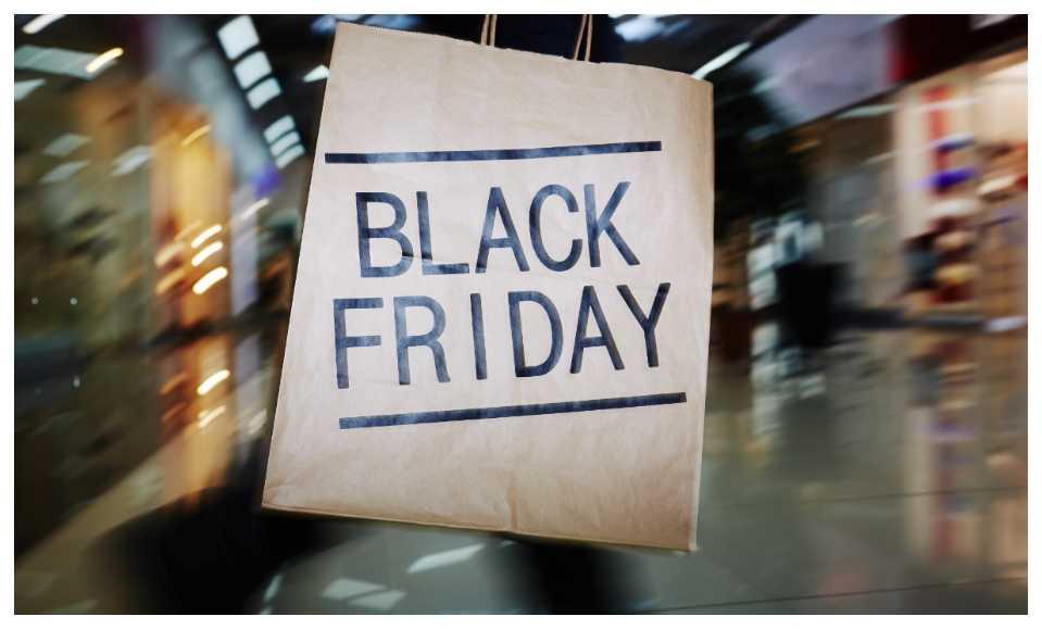Black Friday - fynda på shoppingdagen.