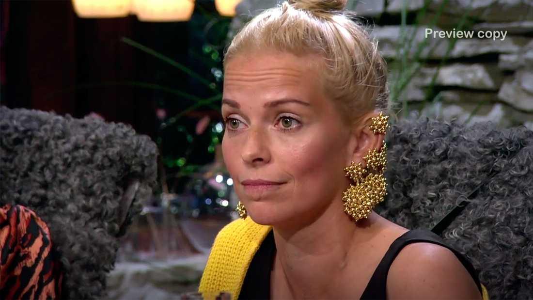 """Petra Marklund i """"Så mycket bättre""""."""