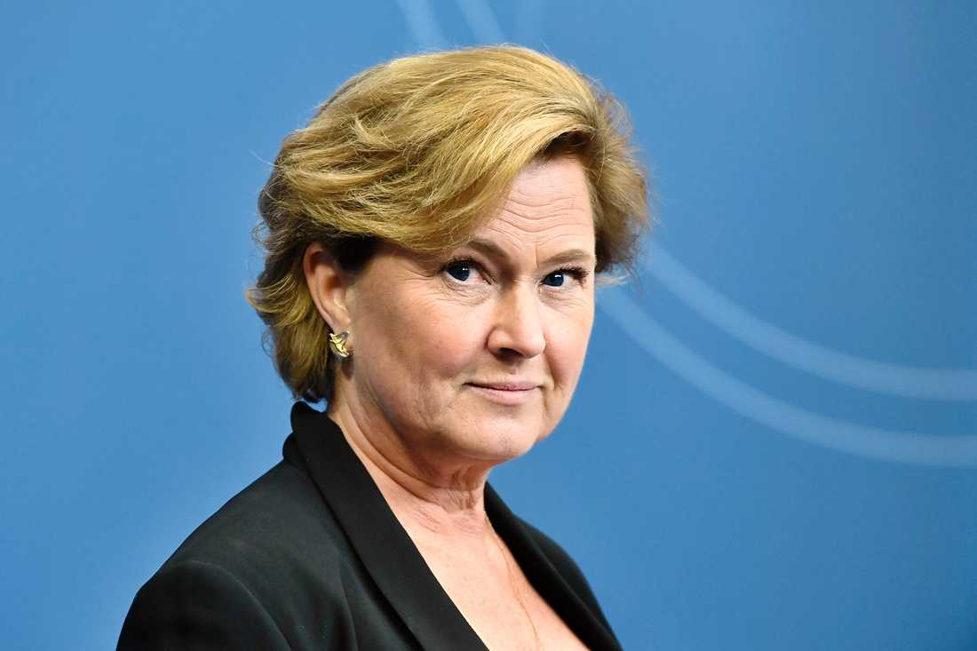 Maria Hemström-Hemmingsson är sedan i våras ny tillförordnad generaldirektör för Försäkringskassan. Arkivbild.