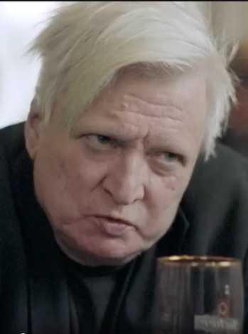 Författaren Stig Larsson medverkar också i dokumentären.