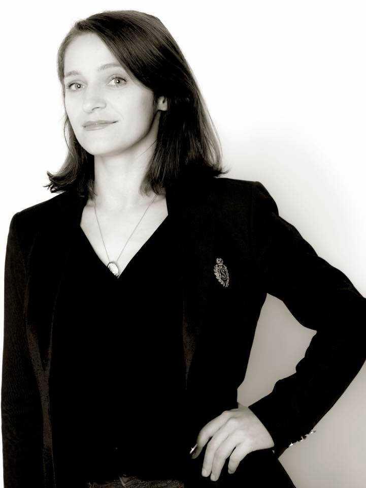 Sabina Landstedt, stödsamordnare på organisationen Glöm aldrig Pela och Fadime.