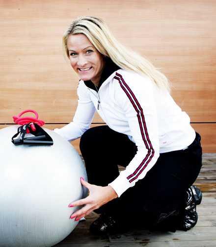 Maria Ahlberg.