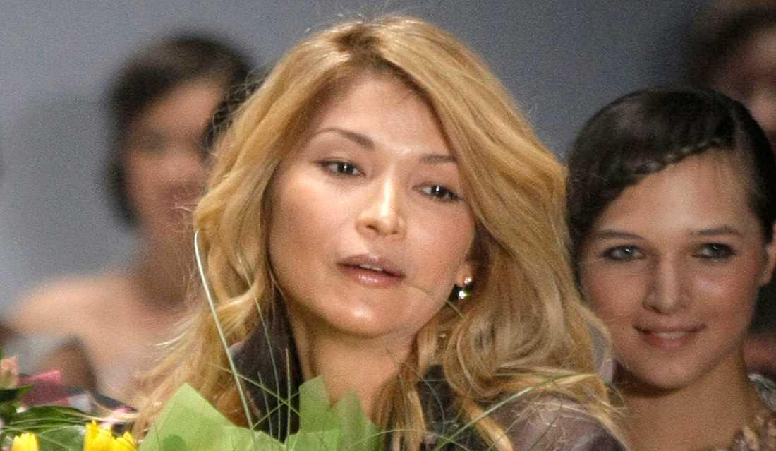 Gulnara Karimova.