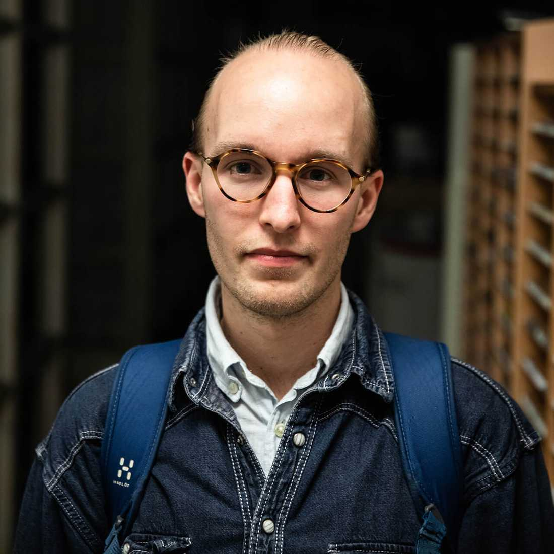 Ludwig Bengtsson Sonesson, klimatforskare vid Lunds universitet, representerar Sveriges unga på FN:s klimattoppmöten.