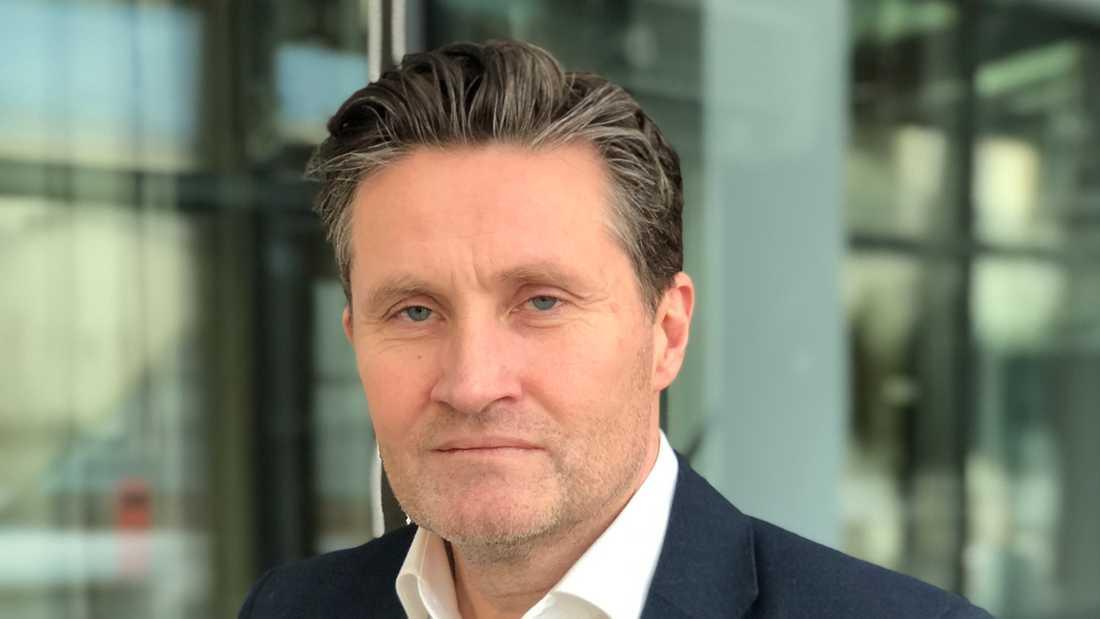 eter Lindström, försäljnings- och marknadschef på Stim.