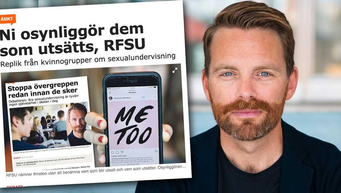 Debatten kring #metoo behöver nu omvandlas till handling i skolor där man kan arbeta för ökad jämställdhet och motverka sexuella övergrepp redan innan de skett, skriver RFSU:s Hans Linde.