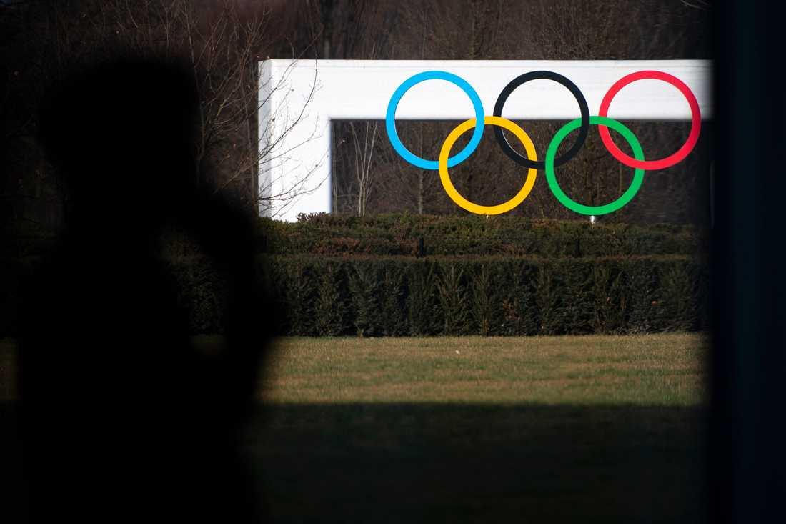 Inga drastiska OS-beslut ska tas, enligt IOK. Arkivbild.