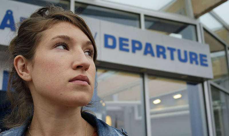 Josefin söker sanningar i Peru. Foto: folkets bio