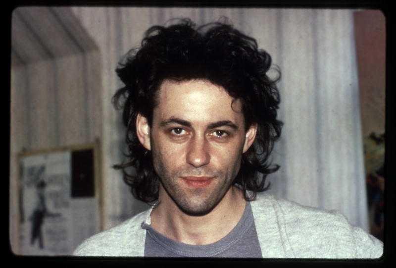 Geldof.