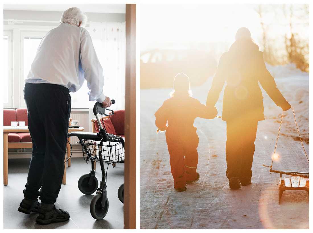 De allra flesta hushållen får en bättre ekonomi under 2018.