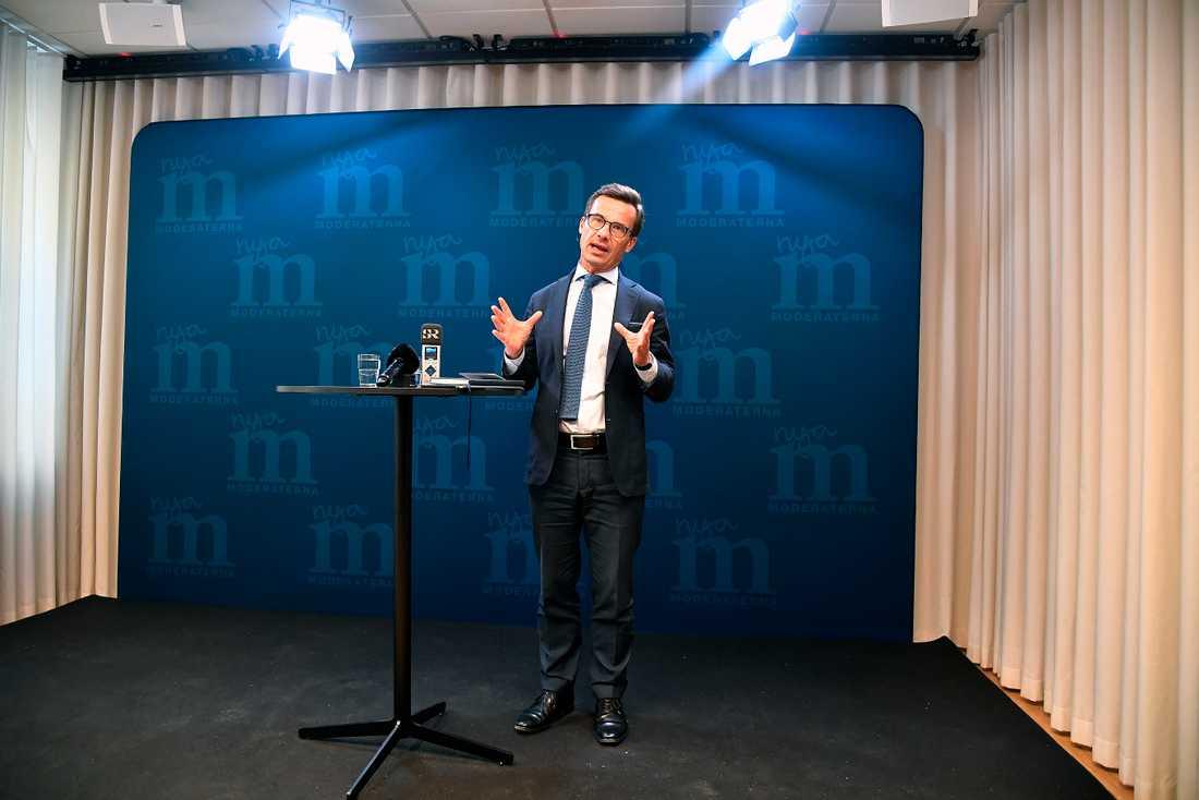 Ulf Kristersson föreslås bli nymoderatledare.
