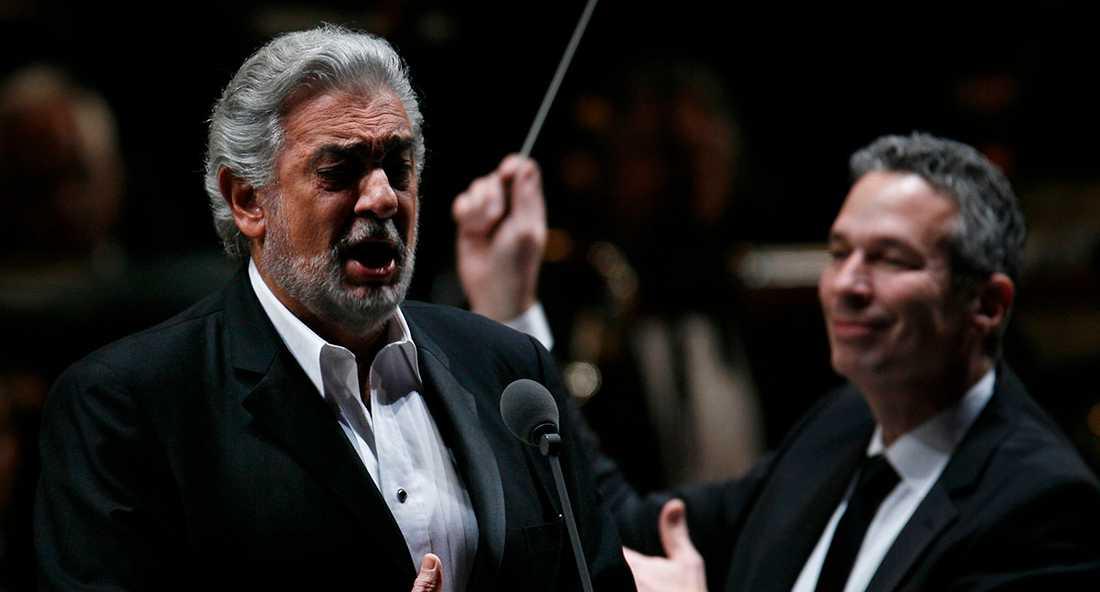 Plácido Domingo –en tenorstämma som inte går att härbärgera i minnet, skriver Claes Wahlin.