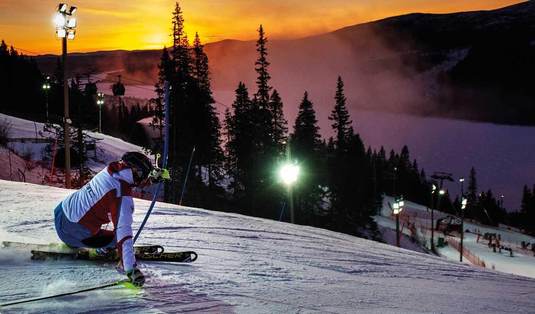 Alpina världscupen smygstartar alltid i Sölden.