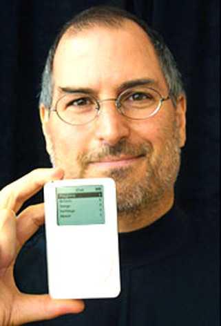 Ipod – oktober 2001.