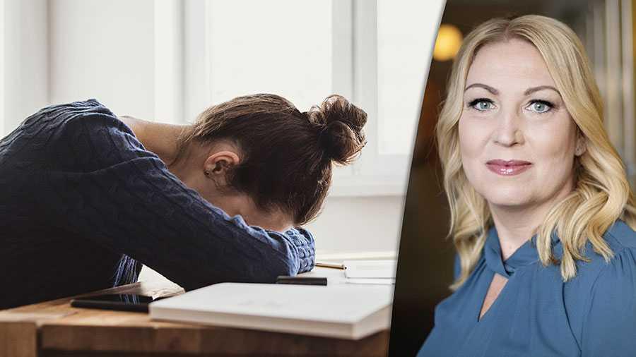 När sommarledigheten nu närmar sig är det många trötta lärare som går på semester. Risken finns att många inte kommer tillbaka i tjänst vid terminsstarten, skriver Johanna Jaara Åstrand.