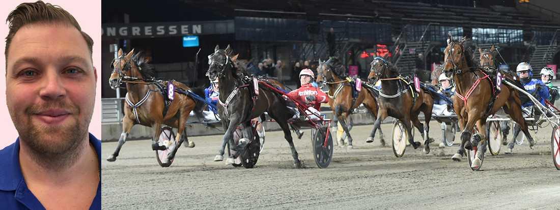 Sportbladets Martin Berg tippar V4-loppen på Jägersro galopp.