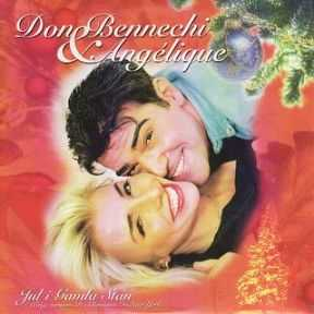 Don & Angelique 90-talets skandalpar numero uno. De bråkade, plastikopererade sig och vek ut sig. Dessutom gav det skandalösa paret ut kanske norra Europas plastigaste julsingel. En klassiker för oss alla konnässörer av julmusik.