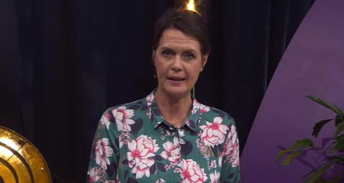 Inger Ljung Olsson tillbaka som programledare.