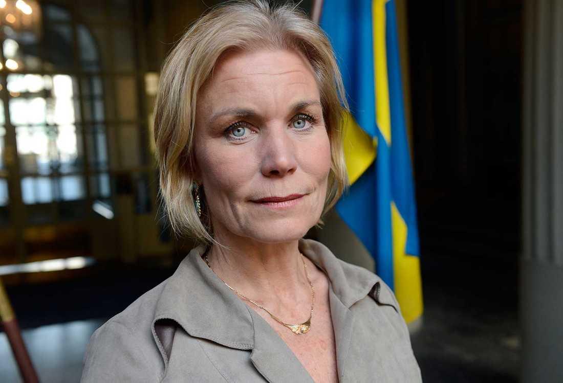 Dåvarande biståndsminister Gunilla Carlsson (M) skrev i oktober 2007 ett brev till Eurasia Foundation där hon å Sidas och Sveriges vägnar utlovade ett bidrag på motsvarande 23 miljoner kronor för tre år till organisationen.