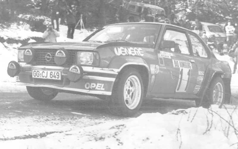 Monte Carlo 1981.
