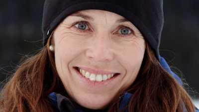 . Magdalena Forsberg.