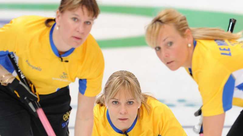 Det svenska laget kan se fram emot en semifinal.