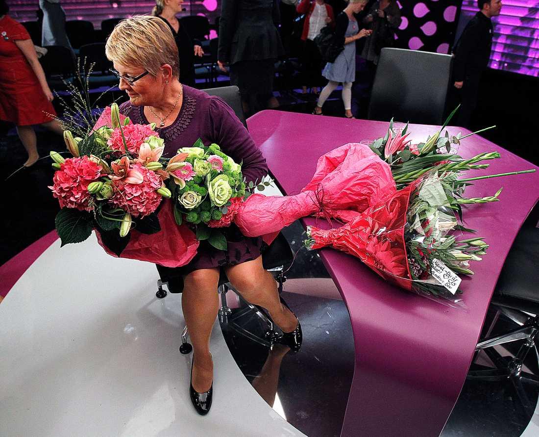 """kan inte lyfta c Centerpartiets valanalys innehåller hård kritik mot partiledningen och enligt källor till Aftonbladet kommer en ny partiledare att väljas på en extrastämma 2012. """"Maud Olofsson har passerat bäst före-datum"""", säger ett centerpartistiskt kommunalråd."""