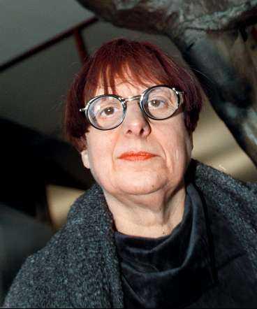 Ann-Britt Grünewald, före detta fängelsechef och numera barnrättsaktivist.