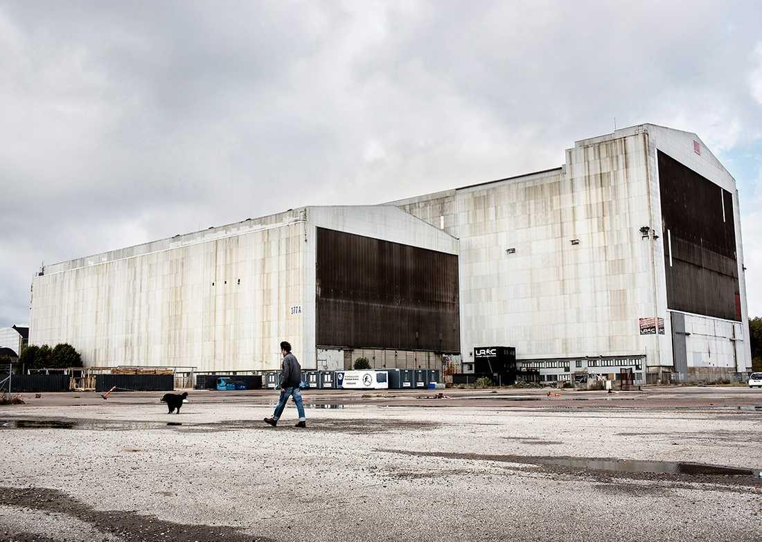 B&W Hallerne där Eurovision 2014 kommer hållas.