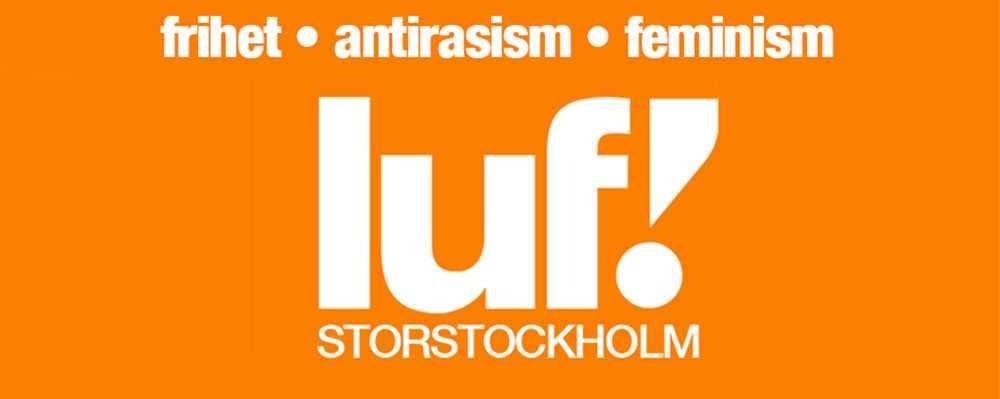 LUF Stockholm.