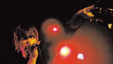 Bra för Borlänge Viktor Norén och Sugarplum Fairy firade turnépremiär i hemstaden i höstas och ska spela på sommarens Peace & Love-festival. Bandet började sin karriär i en delad replokal på fritidsgården Humlan i Borlänge. Foto: CAROLINA BYRMO