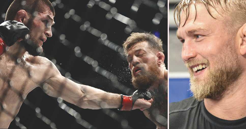 Alexander Gustafsson ser gärna ett returmöte mellan Conor McGregor och Khabib Nurmagomedov.