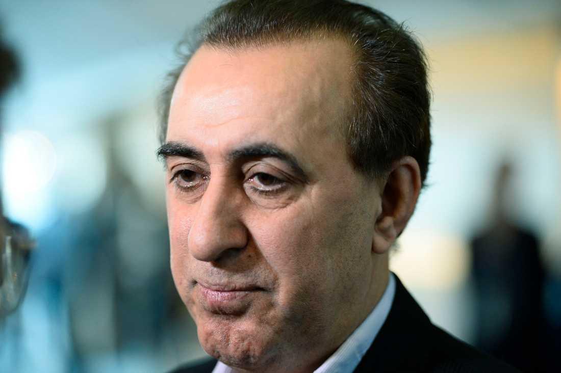 Jabar Amin, tidigare riksdagsledamot, är kritisk till MP-ledningens agerande.