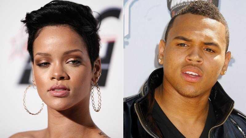 Anklagas för misshandel Nu berättar Rihanna mer om sitt förhållande med Chris Brown.