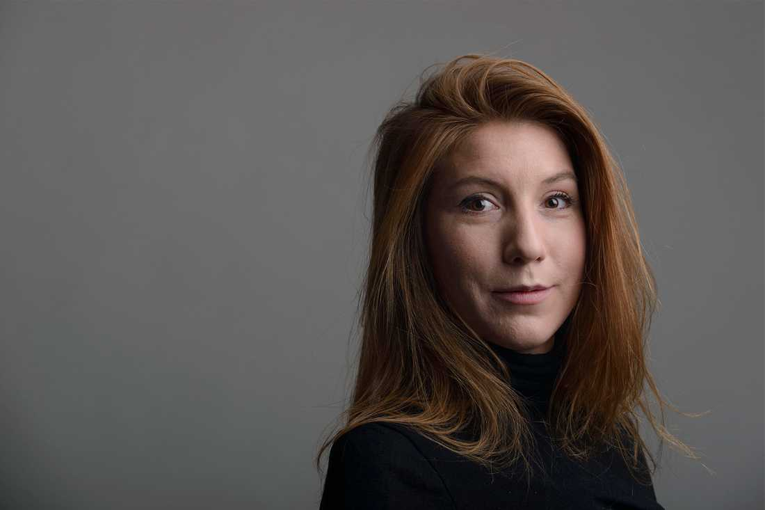 Svenska journalisten Kim Wall, 30.