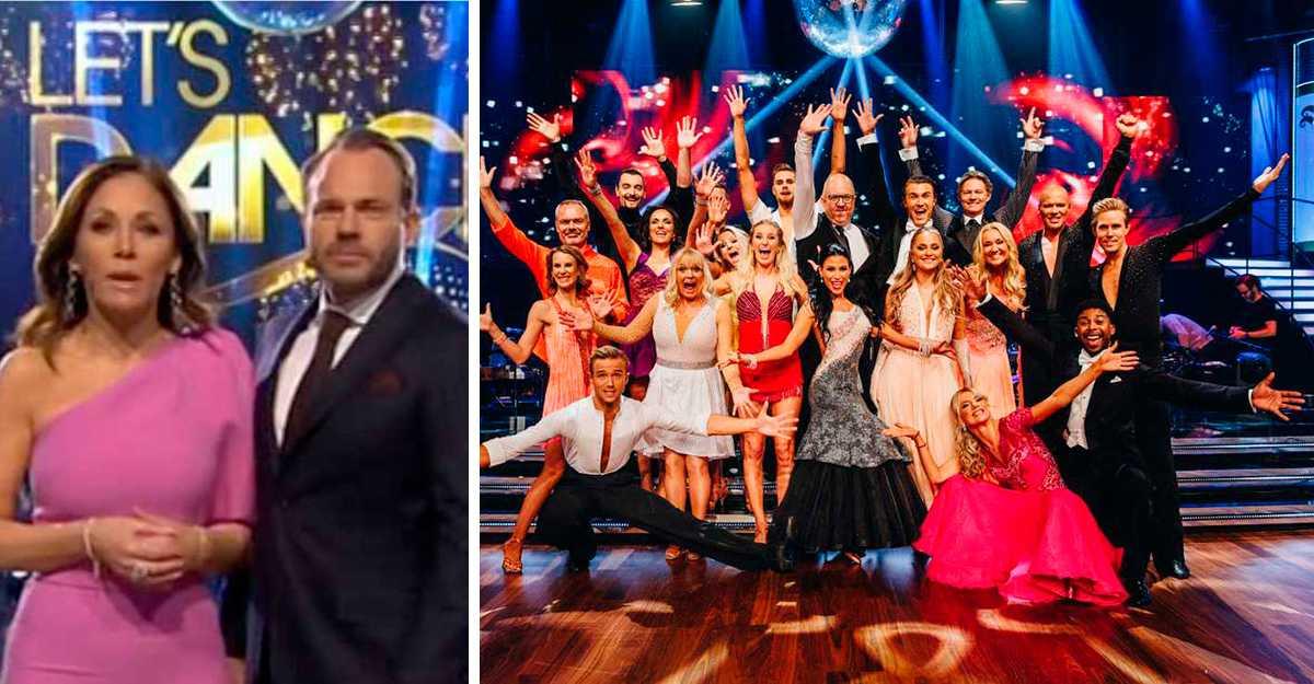 """Lets dance"""" tillbaka på TV4"""