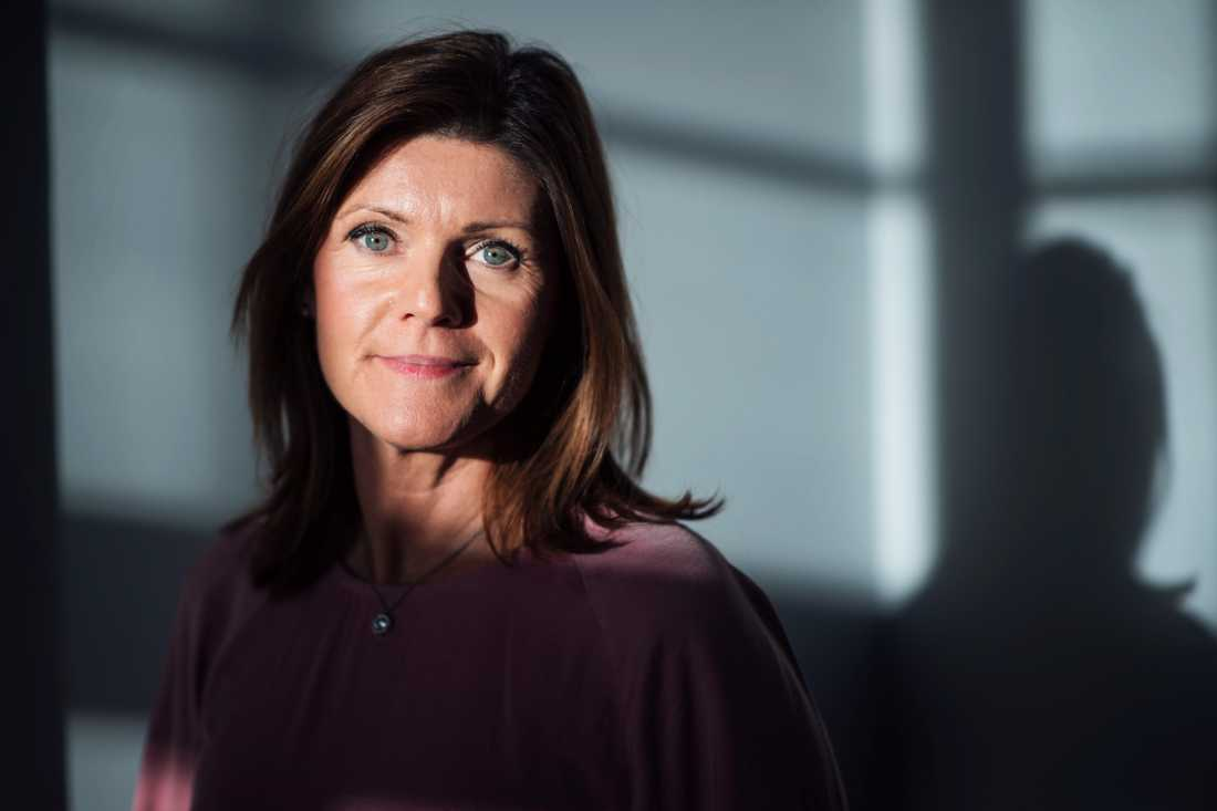 Arbetsmarknadsminister Eva Nordmark. Arkivbild.
