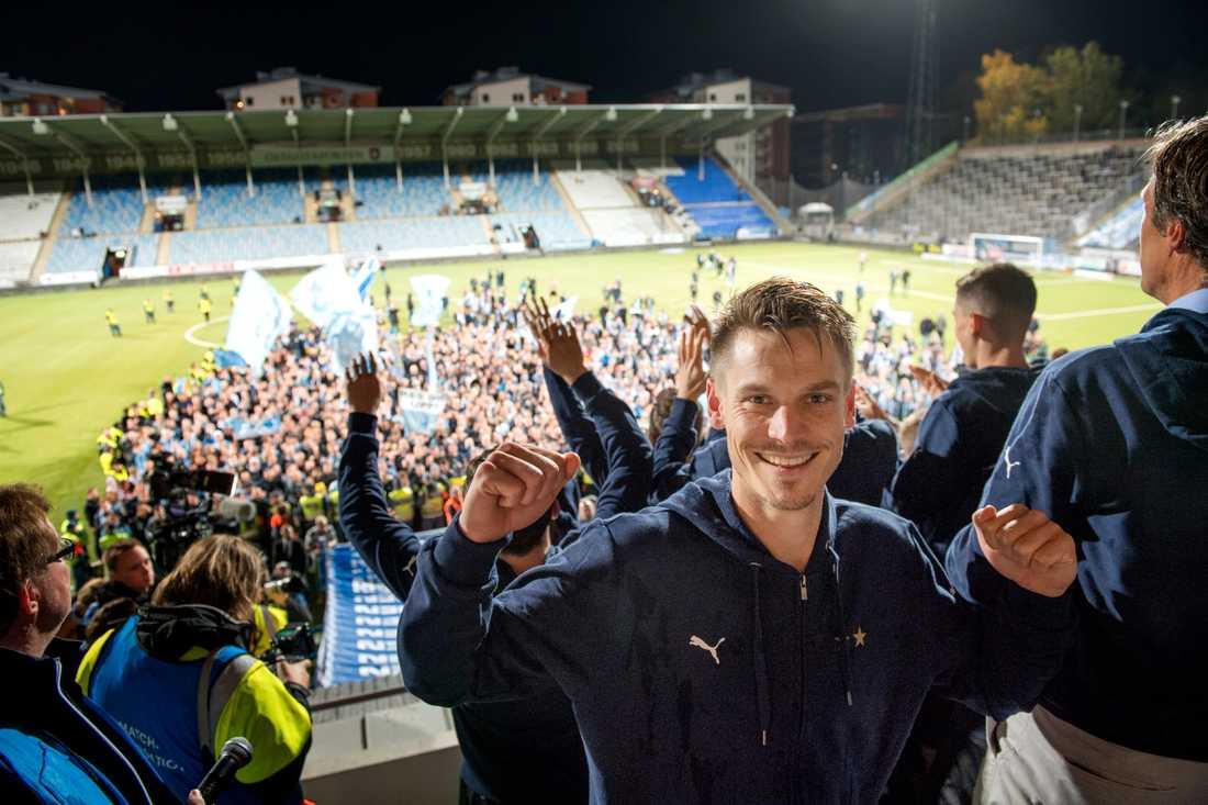 Malmös Champions league-framgångar har gett klirr.