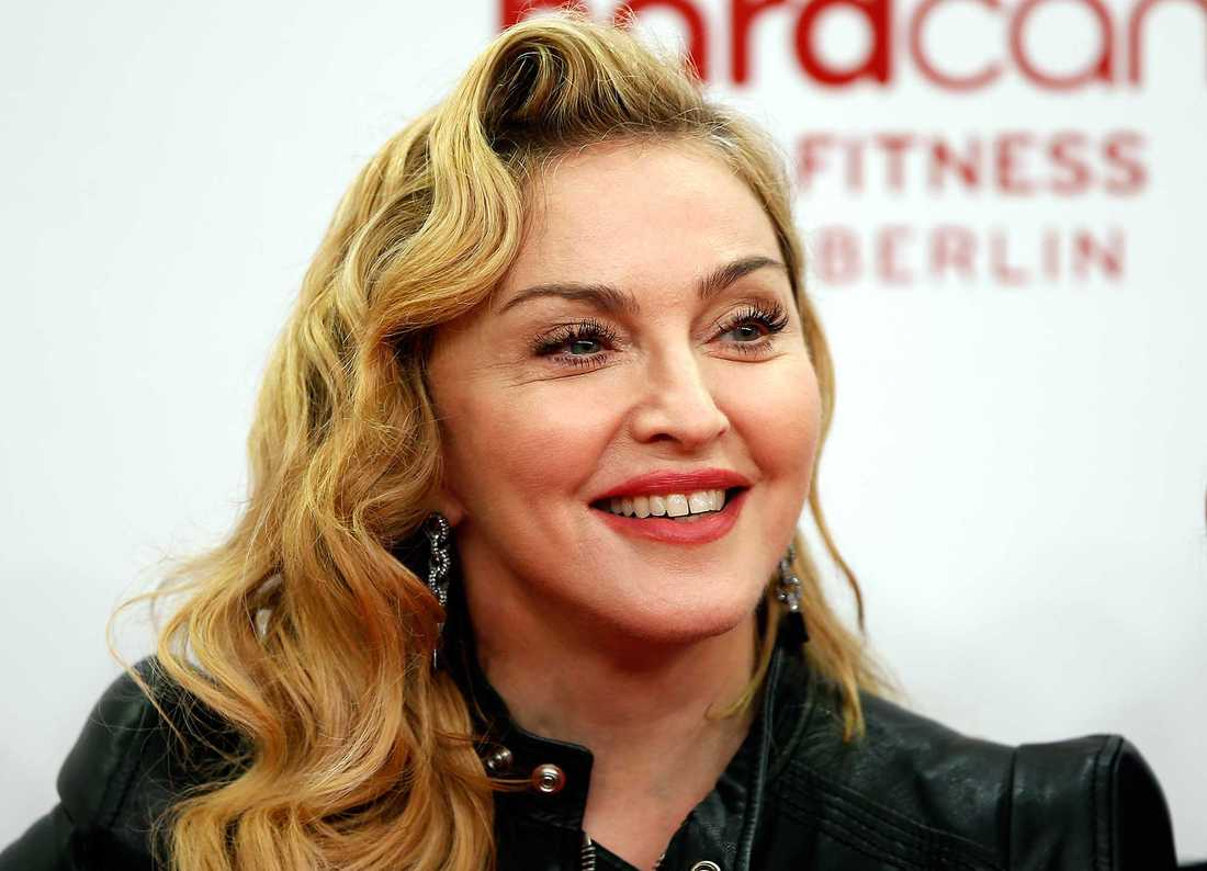 Madonna 2013.