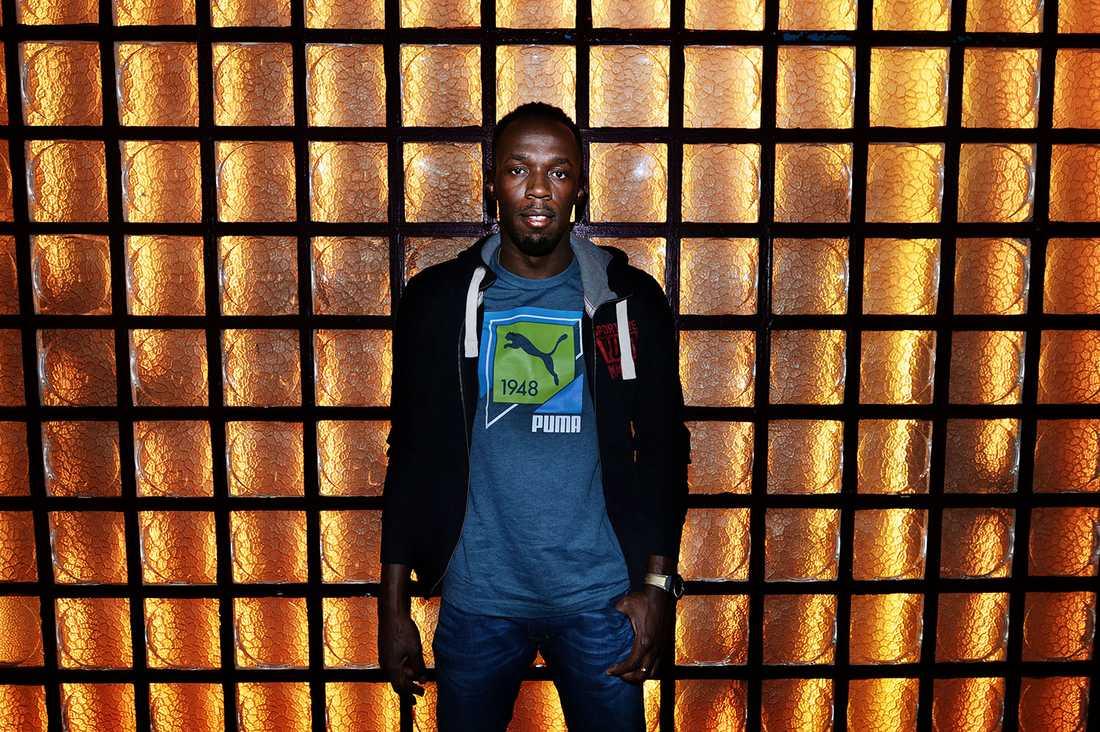 Usain Bolt kan missa chansen att tangera Carl Lewis rekord.