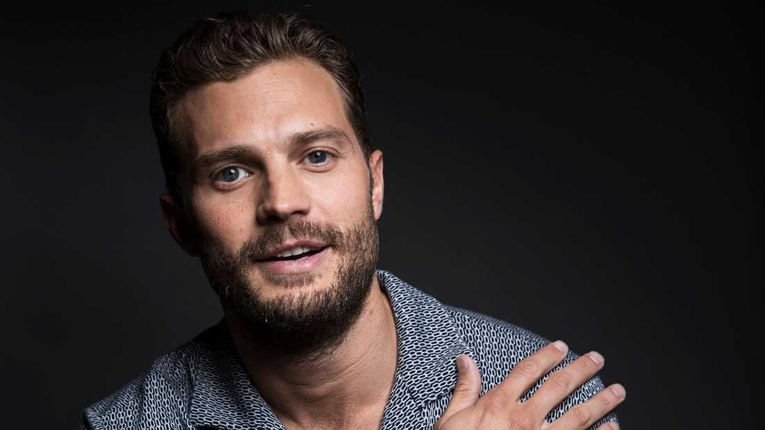 """Med två nya filmer lämnar Jamie Dornan s&m-succén """"50 shades of Grey"""" bakom sig."""