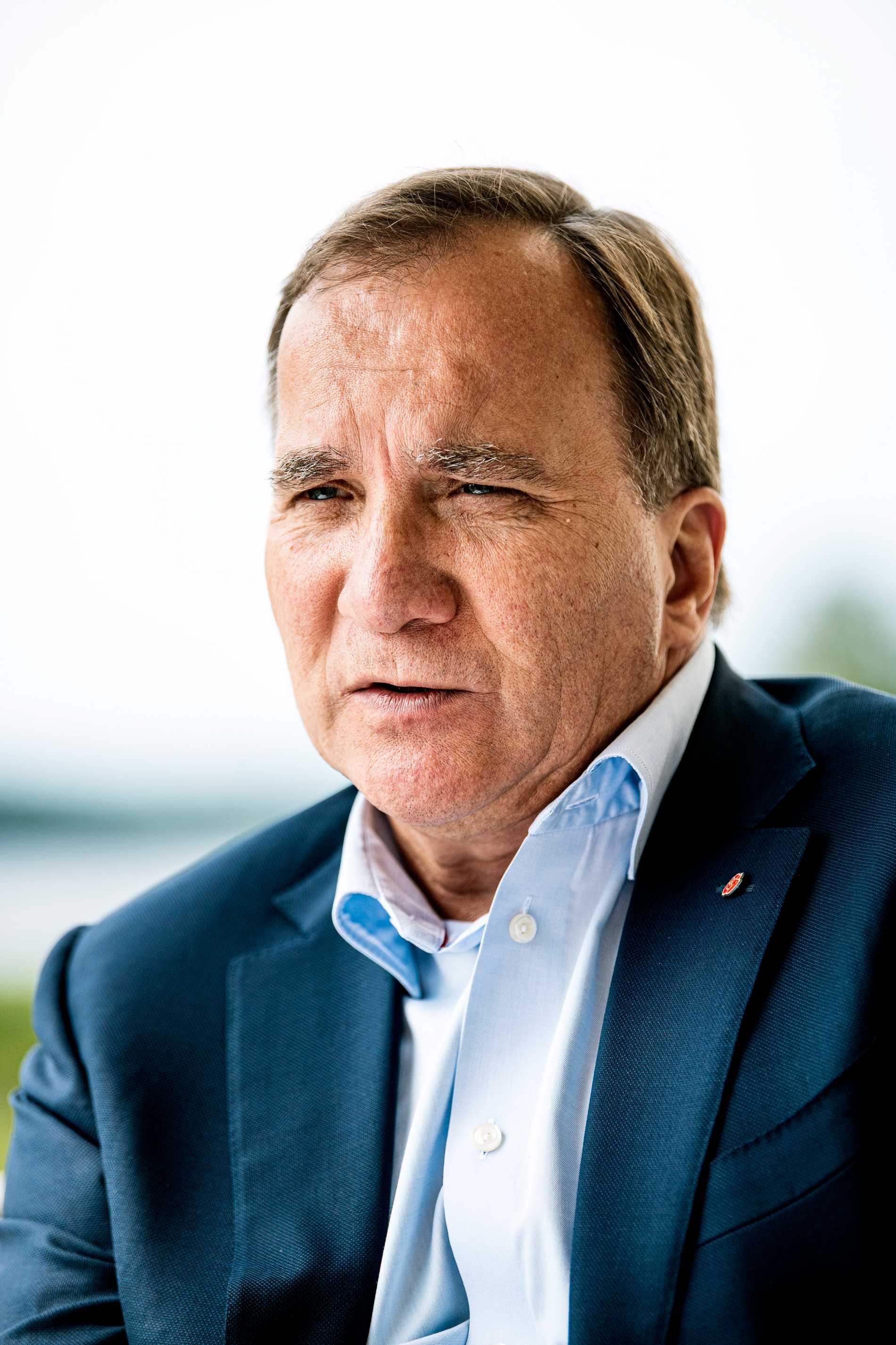 Den svenska coronastrategin är rätt trots dödstalen, säger Löfven.