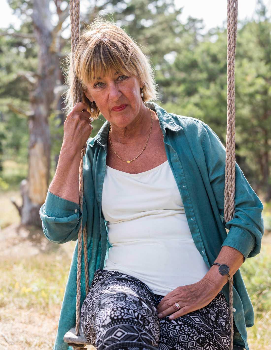 Ingrid Dahlberg var chef för Dramaten 1997–2002. (Arkivbild).
