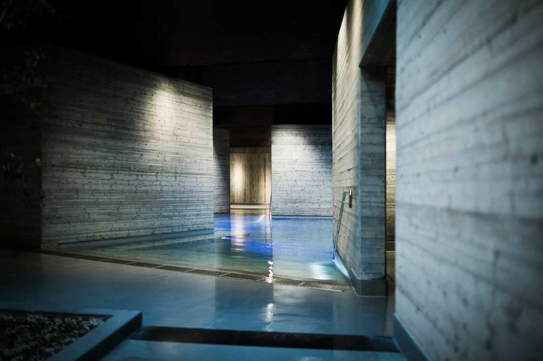 Spaanläggningen Yasuragi i japansk stil utsågs under hösten för andra året i rad till Sveriges bästa hotellspa i en omröstning av World Spa Awards.