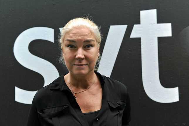Eva Beckman, kulturchef och ansvarig utgivare, meddelar nu att man väljer att klippa bort scenen. Foto: TT Bild