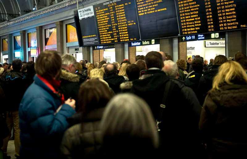 SJ ska spara en miljard och stoppar nattåget mellan Malmö och Stockholm.