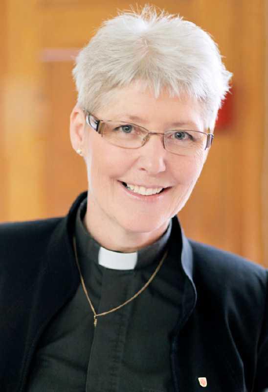 Elna Wahlgren Lundqvist, regionchef Svenska kyrkan i utlandet.