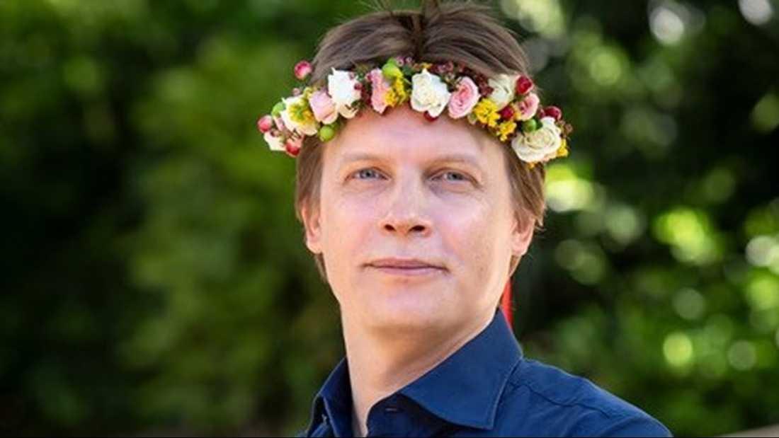 Sommarprataren, filosofen och litteraturforskaren Martin Hägglund.